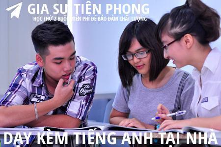 Dạy kèm tiếng Anh uy tín 5 năm kinh nghiệm tại TPHCM