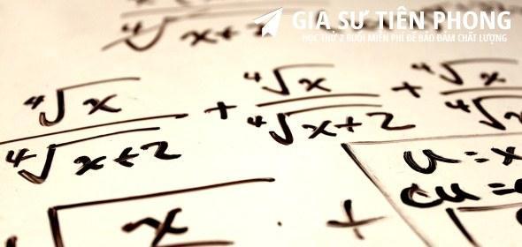 gia sư dạy kèm toán lý hóa
