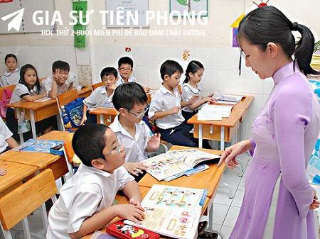 tuyển giáo viên dạy tại nhà