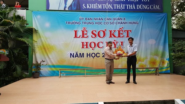 truong thcs chanh hung