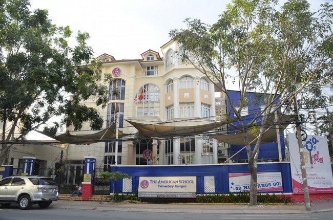 Trường Quốc Tế TAS