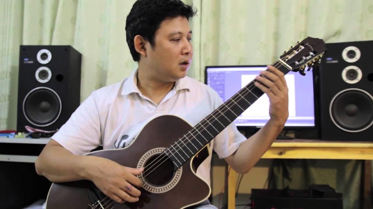 gia sư đàn guitar