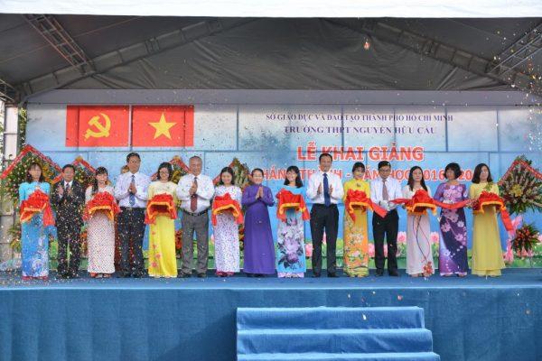 thpt Nguyễn Hữu Cầu